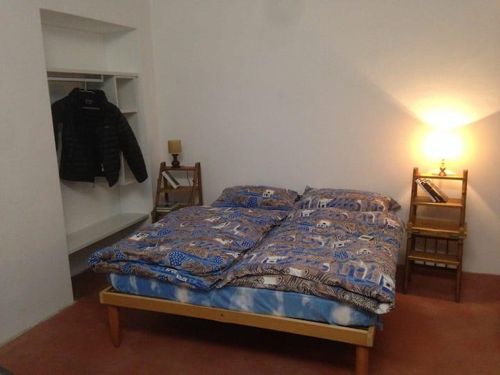La Villa Osvalda stanza BLU