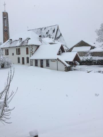 Casa rural Roncesvalles - Espinal - Rumah