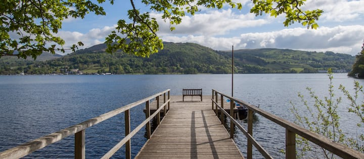 Helvellyn, Pullwood Bay - Luxury Lakeside Retreat