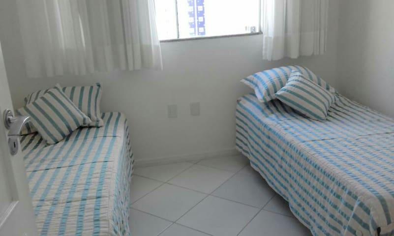 Amazing bedroom close to the beach - balneário Camboriú, downtown - Lägenhet