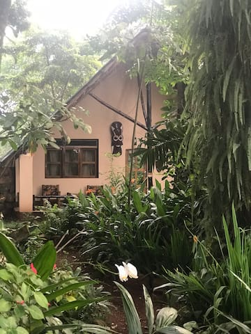 Cottage living on the Nile