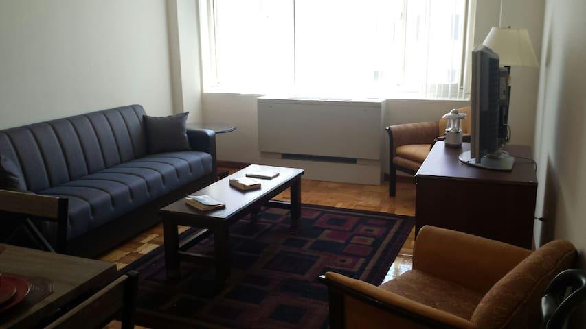 Skyline View-spacious, secured, safe - Washington - Apartment