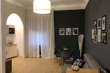 New Nordic style apartment close to metro station.