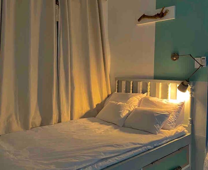제주머무리 10평형, 코지, 단독, 2인기준, 안락하게 쉬는 자연친화적숙소(ROOM A)
