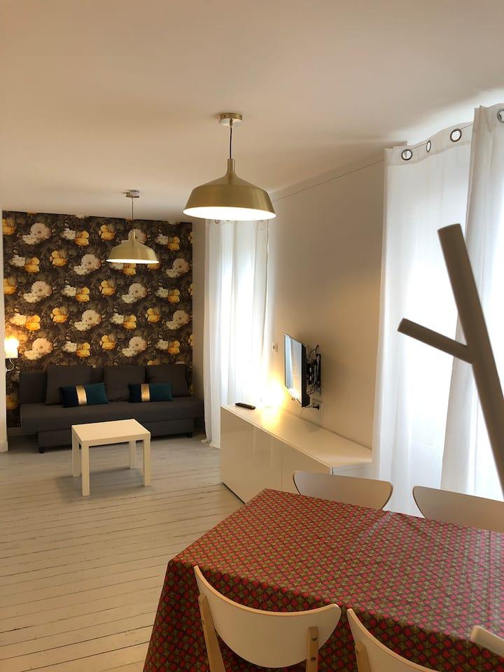 L'appartement de Louis - Le Puy du Fou