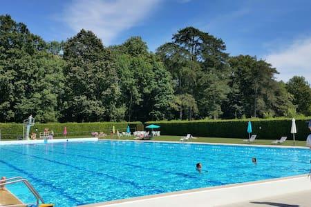 Clairis grande maison de vacances - Savigny-sur-Clairis