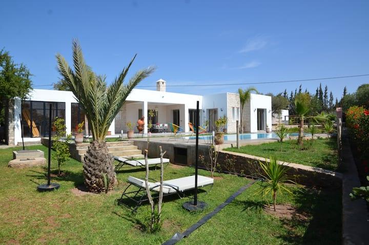 Villa Youssef privée à 15 km d'Essaouira