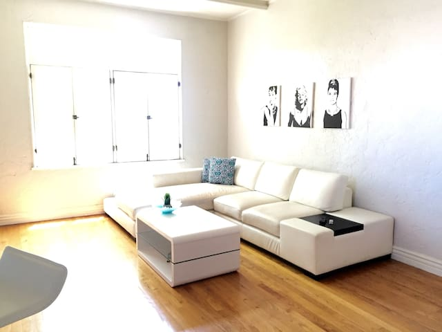 Cool Beverly Hills Flat 90210 - Beverly Hills - Appartement