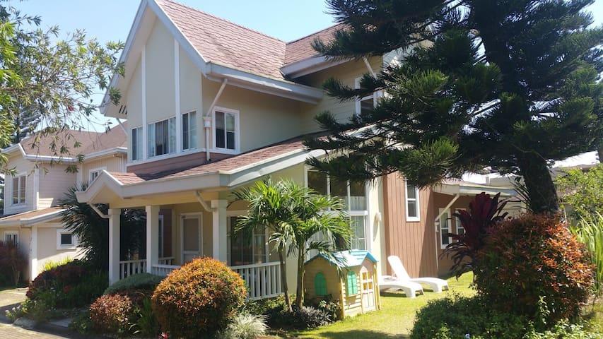 tagaytay Highlands vacation house
