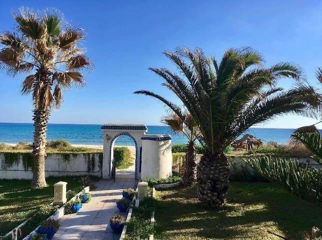 Villa ACQUA - Villa familiale les pieds dans l'eau