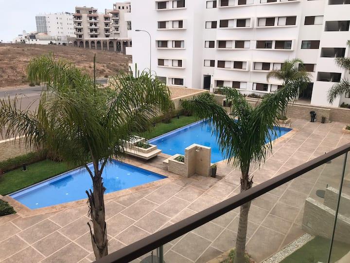 Bel appartement pour location à Agadir