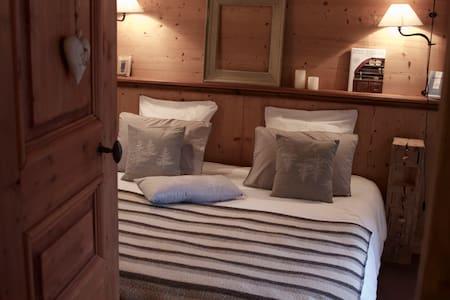 Chalet Aline / Chambre Floké - Sainte Foy Tarentaise - Bed & Breakfast