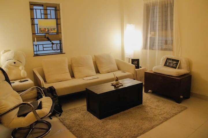 Village House Private Room Near MTR (Females Only) - Shatin  - Lakás