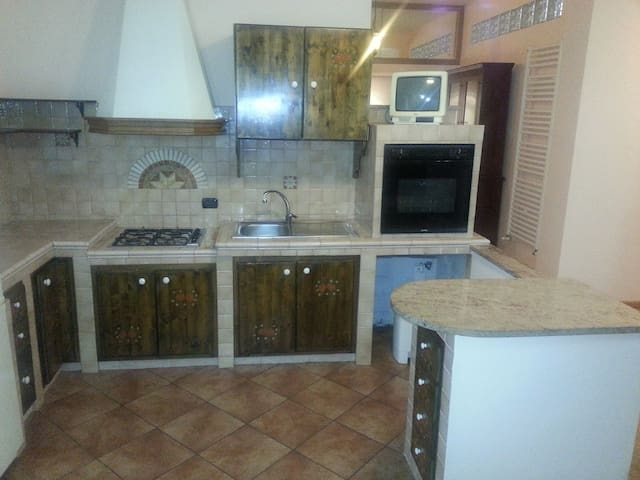 Cottage in Ostia Antica (Rome) - Acilia-castel Fusano-ostia Antica - Apartment