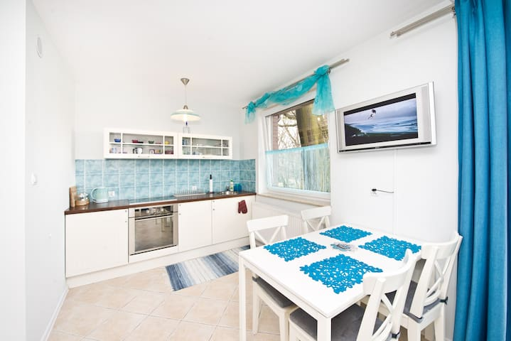 Marine Apartment 5min to the beach - Puck - Byt