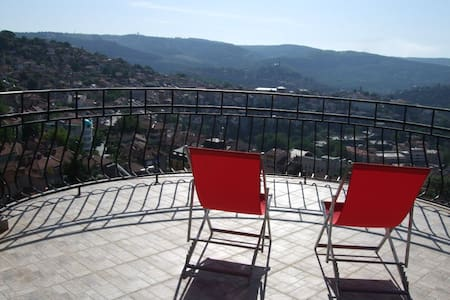 best views Veliko Tarnovo, sleeps 2 - Veliko Tarnovo