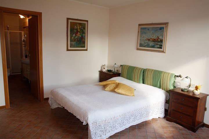 Romantic apartment in the hills - Gavignano