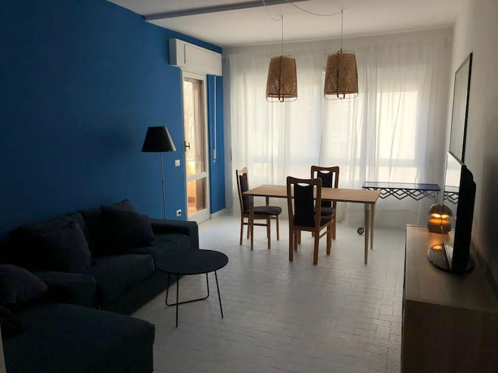 Lovely central apartment in Santa Marinella, Rome