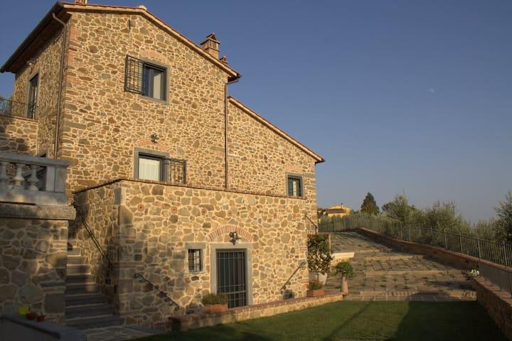 Casa di Leda - Vinci - Talo