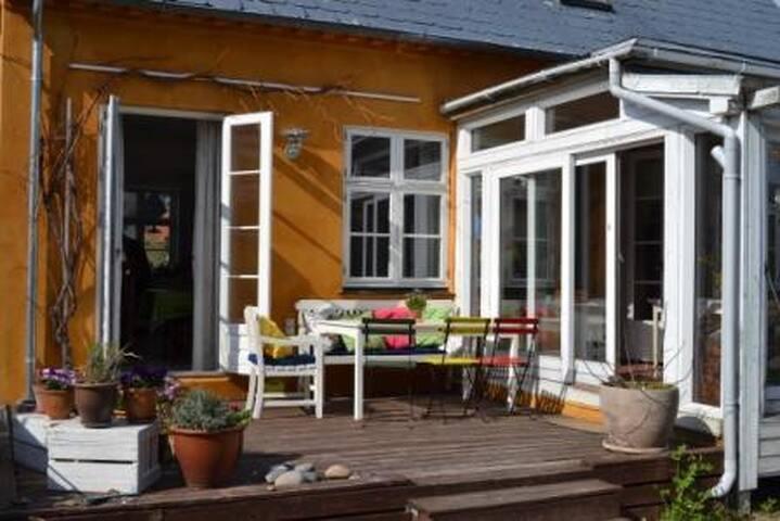 Nice house in Copenhagen - Brønshøj-Husum - Villa