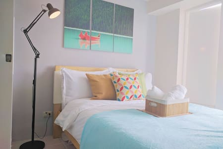Cozy 1BR with WIFI & Netflix at Tagaytay - Tagaytay - 公寓