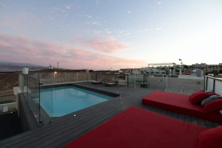 3 BEDROOM APART WITH SEA VIEW PRIVATE POOL