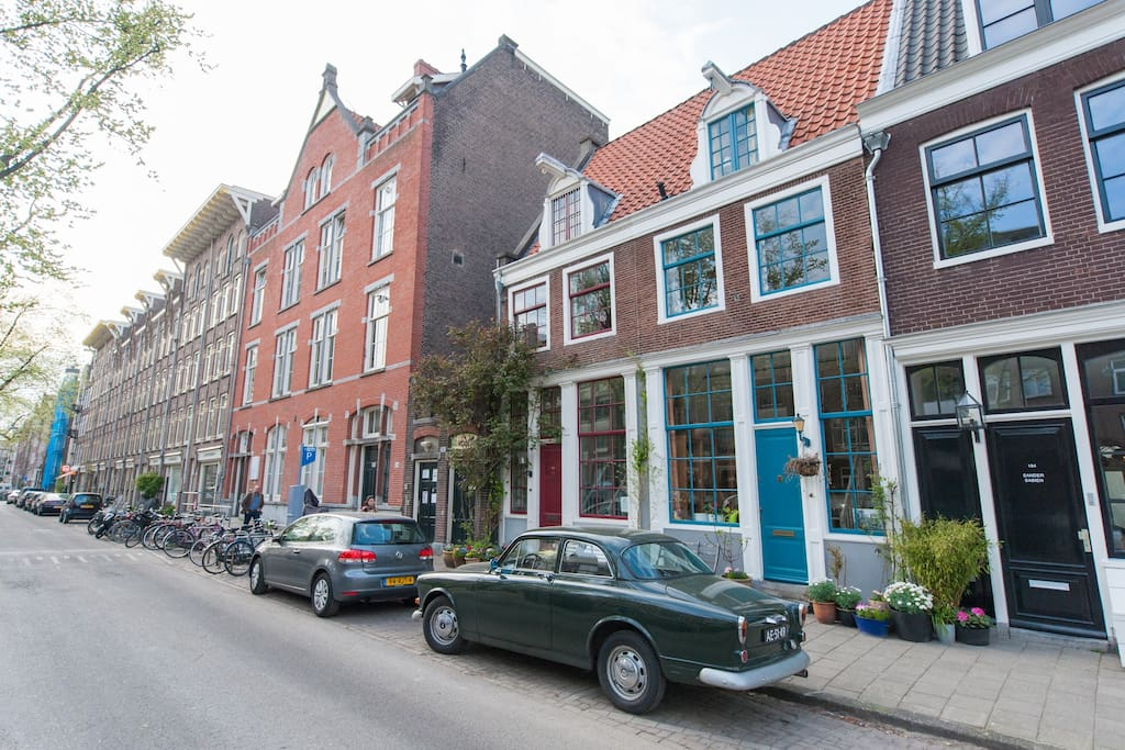 Lovely Minature Jordaan House Houses For Rent In