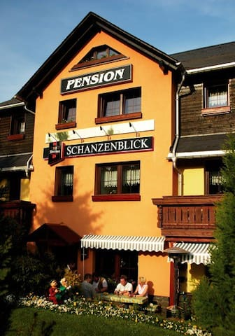 Apartement mit Ausblick - Kurort Oberwiesenthal - Leilighet