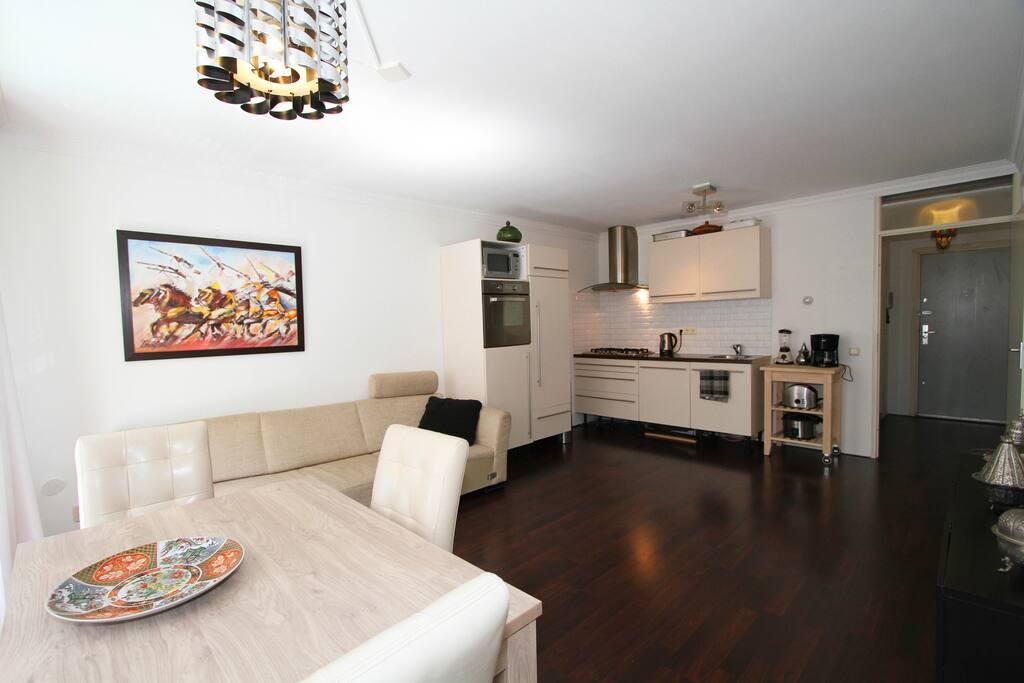 Precioso apartamento de 3 dormitori apartamentos en alquiler en msterdam holanda - Apartamentos en amsterdam ...