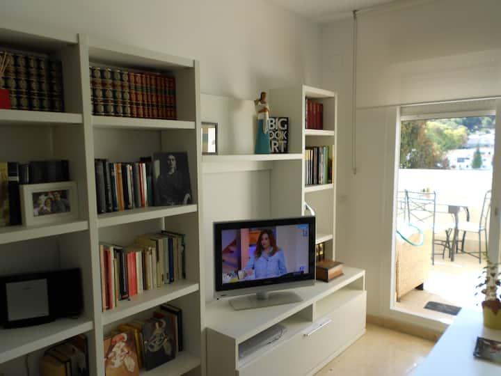 Entire home/flat in Málaga