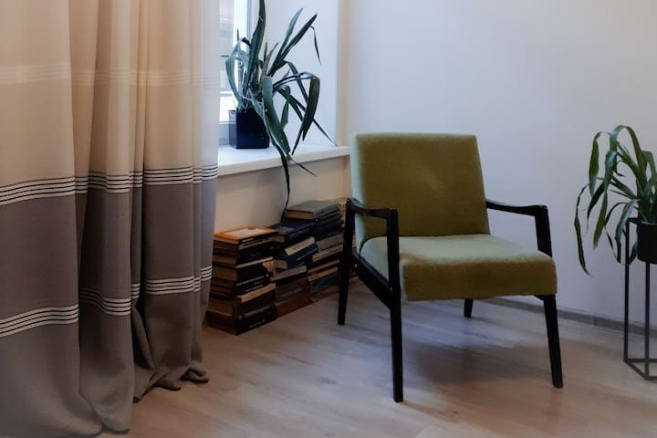 Modern & Cozy Apartment in the Heart of Odessa
