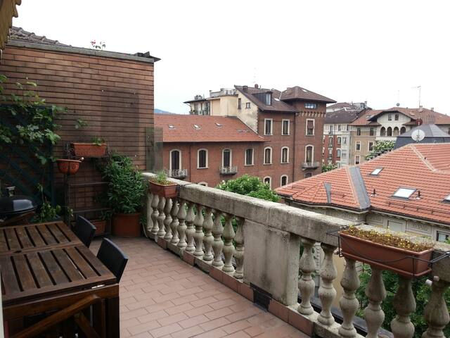 Short stay in Turin - Turin - Appartement