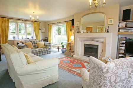Beautiful Cotswold Stone House - Corsham - House