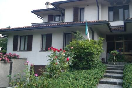 HAPPY GARDEN Bed & Breakfast LESMO - Province of Monza and Brianza