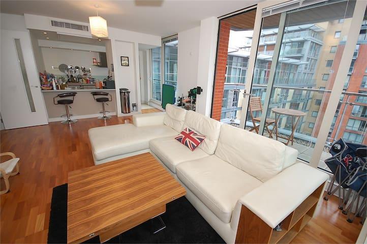 Gorgeous City Centre Apartment - Manchester - Apartemen