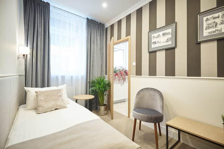 Klasztorna 25 - Komfortowy pokój dla 1 osoby