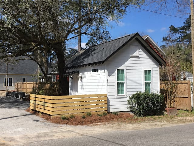 Revamped Cozy Cottage - Summerville
