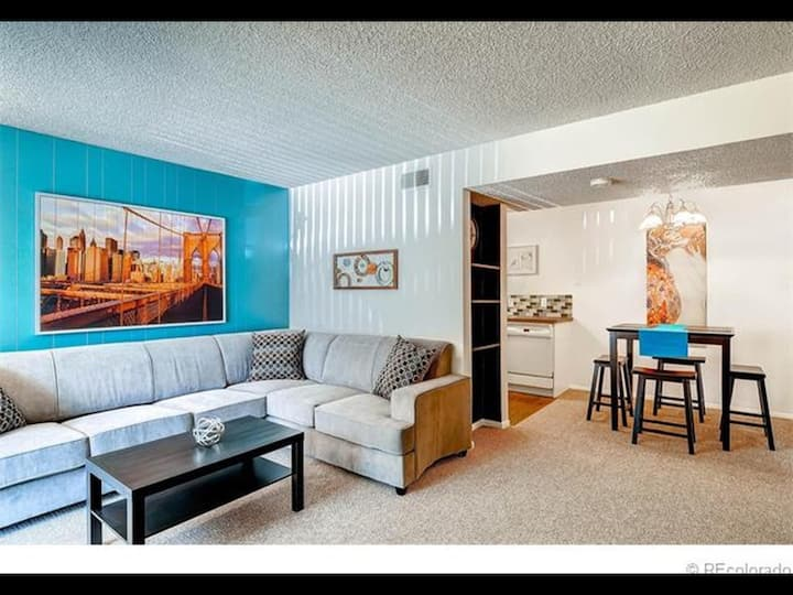 Hip Cozy Crib Cherry Creek Condo Apartment