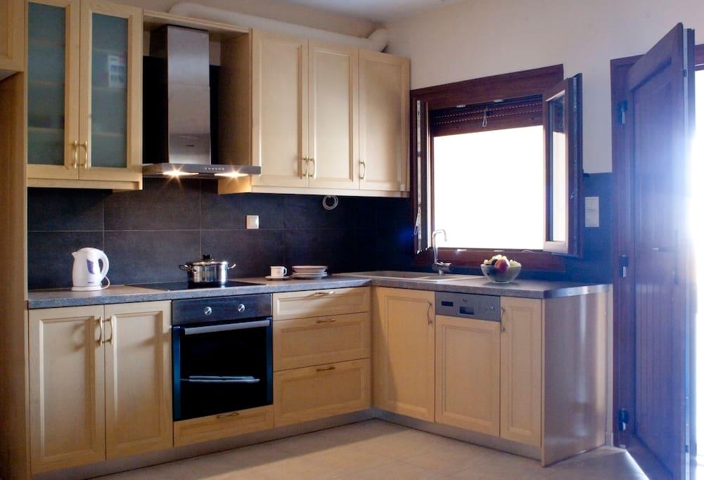 maisonette agia pelagia crete h user zur miete in heraklion kreta griechenland. Black Bedroom Furniture Sets. Home Design Ideas