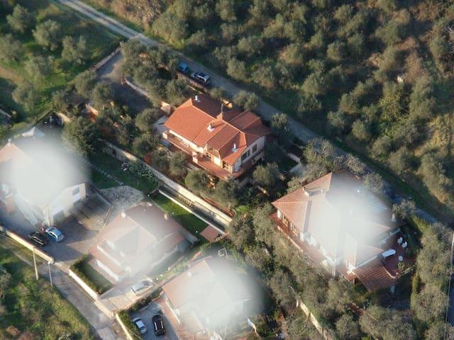 Villa S. Milena your Tuscany house