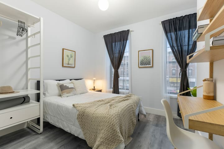 Coliving in Brooklyn, New York / Private room