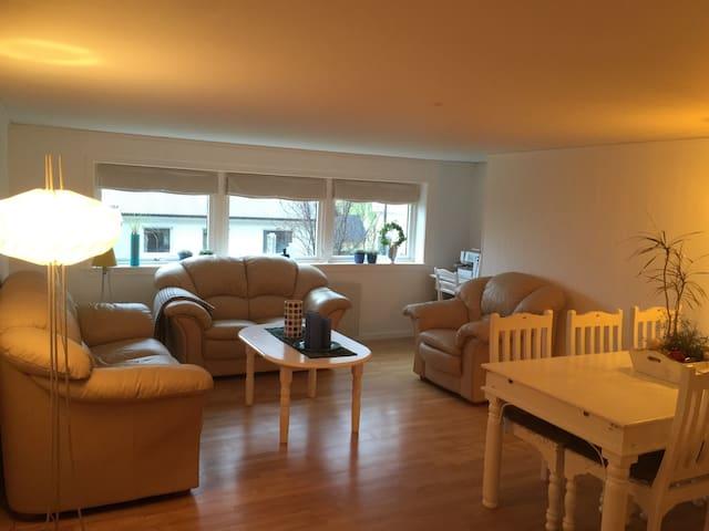 Hyggeligt værelse med stue/køkken - Nordragota