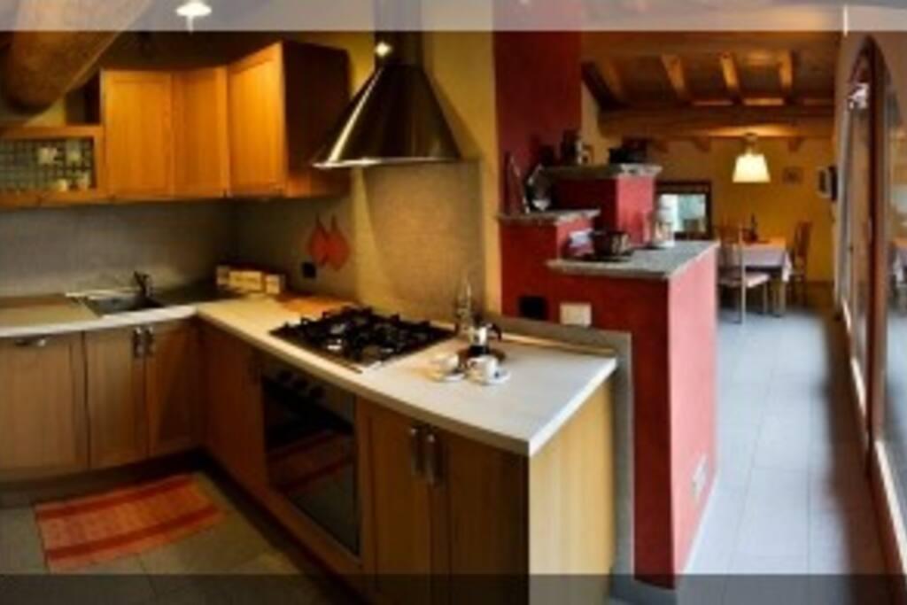 Solee Caterina Cucina - Soggiorno