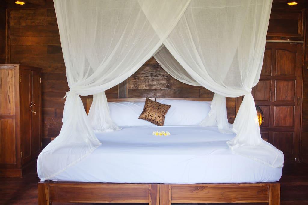 DD Ubud Villa- Wooden House Sabit
