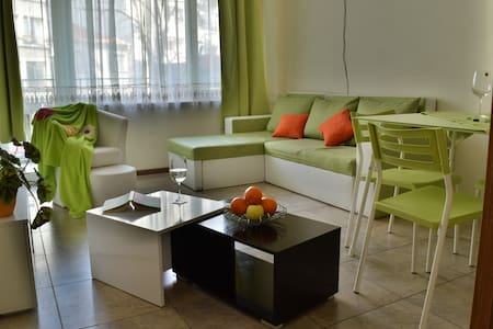 Ap. near by Center and Rail station - Burgas