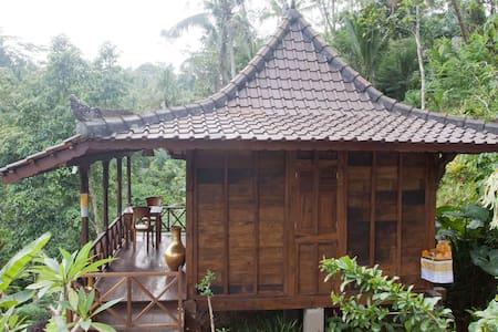 DD Ubud Villa-Wooden House Bintang