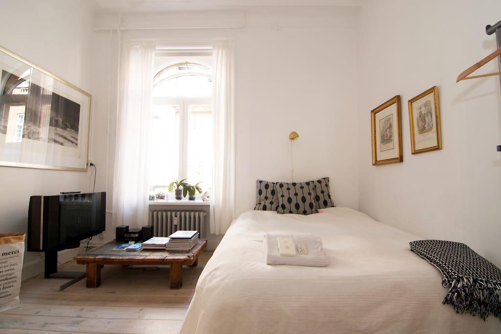 Guest room - Your room in Copenhagen