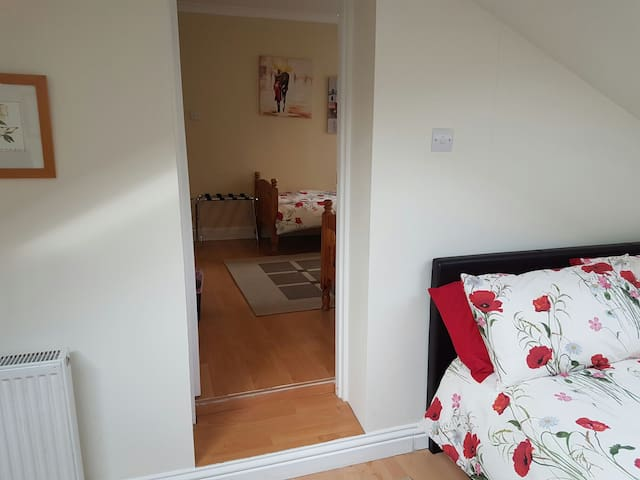 Nevis Family Rooms 2 rooms sleeps 4  people