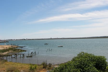 Apartment Facing the river Guadiana - Ayamonte