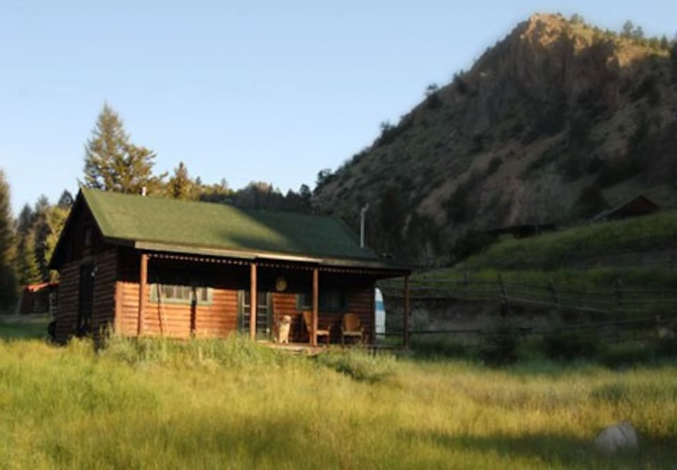 Lazy M Mountain Cabin